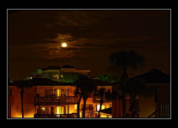 castaways at night