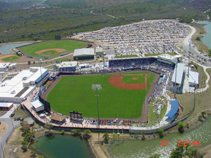 Charlotte Sport Park Aerial
