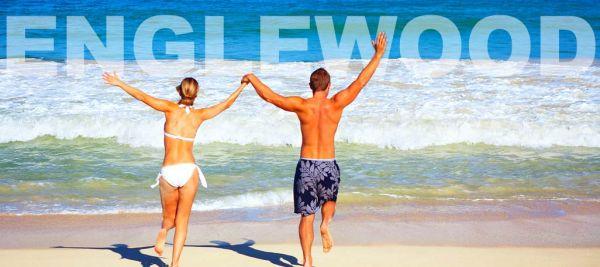 Ewood Strand-Fahne
