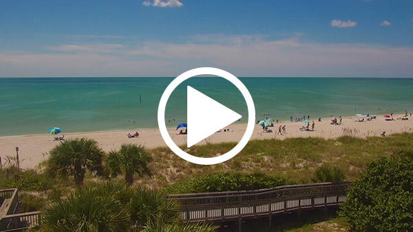"Englewood Beach Webcam en vivo - Dele ""click"" para jugar"